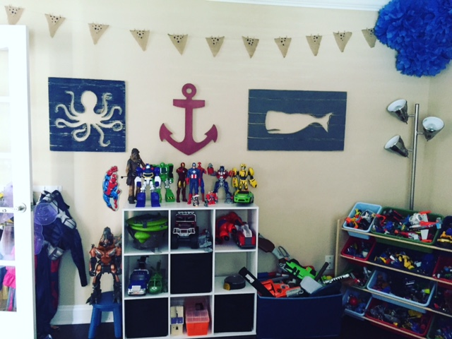 Brother & Sister Playroom Inspiration - Love  Family  Health