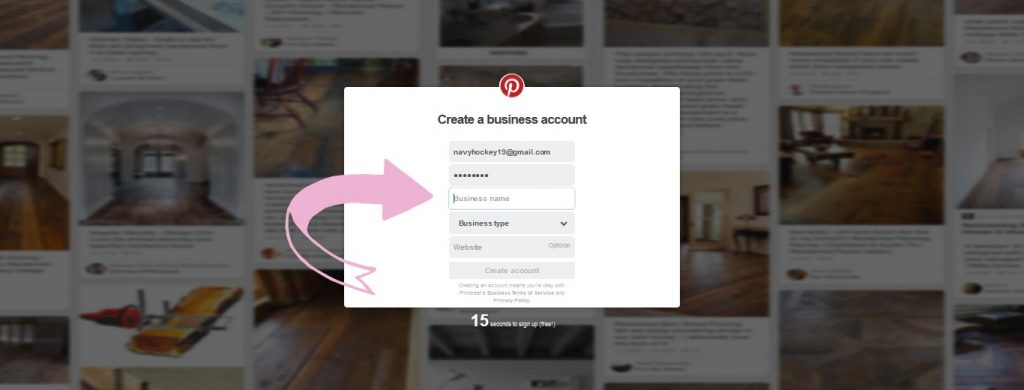 Step-By-Step Guide to Creating a Pinterest Account for your Business
