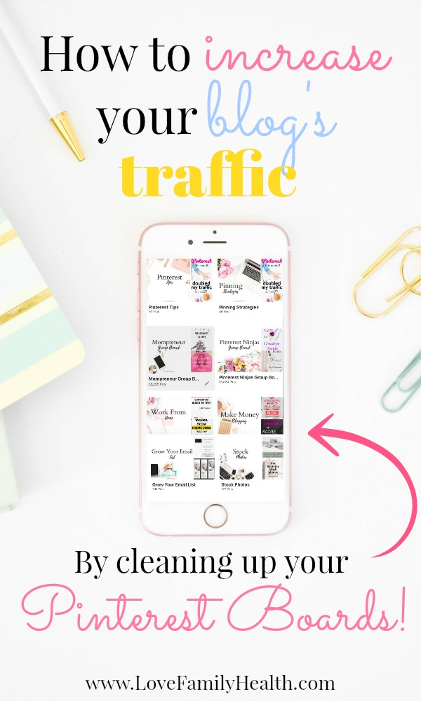 Your Pin metrics can tell you so much about how your pin is converting! Here are some tips on how to use Pinterest to increase your blog's traffic.
